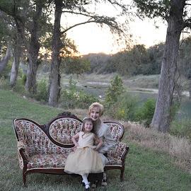 Stella & Nan at Wedding by Donna Cole - People Family ( jakalope4380@gmail.com, drcole705@yahoo.com, nelda@neldachambers.com, olivia_cole93@hotmail.com )