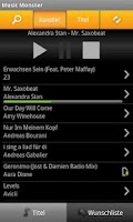 Screenshot of MusicMonster.FM