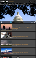 Screenshot of Post TV: Your Video News