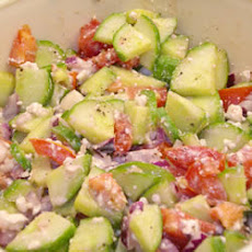 Standard Greek Salad