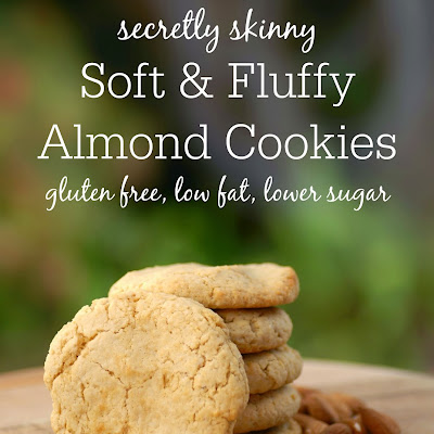 Secretly Skinny Almond Meal Cookies makes 14 cookies