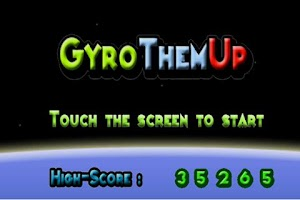Screenshot of GyroThemUp