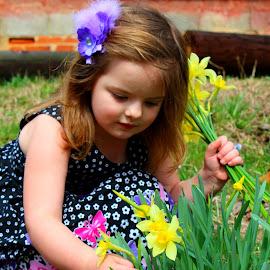 Azleigh by Angela Martin - Babies & Children Child Portraits