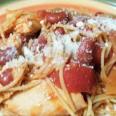 Tuscan Pasta Crock Pot