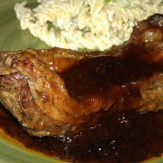 Pressure Cooker Saucy Baby Back Ribs - Fast & Easy