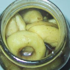 Apple Refrigerator Pickles