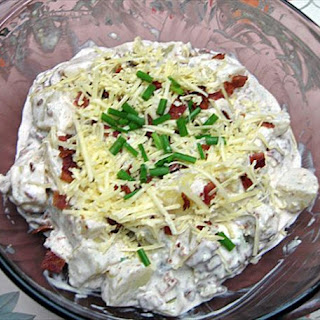 Yummy Baked Potato Salad