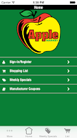Screenshot of Apple Market