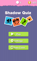 Screenshot of Guess The Shadow Quiz