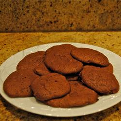 Chocolate Sour Cream Cookies