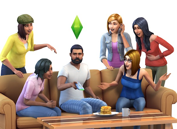The Sims 4 given a release window