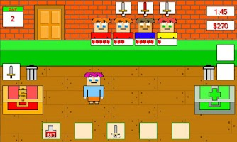Screenshot of 16 Bit Store
