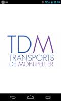 Screenshot of Transports de Montpellier
