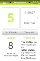 Screenshot of Lịch Vạn Niên - Tử Vi (3.0)