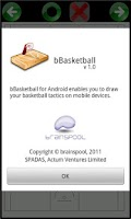 Screenshot of bBasketball
