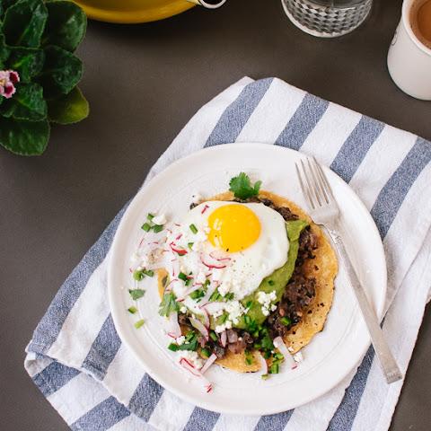 Asparagus Huevos Rancheros Recept | Yummly