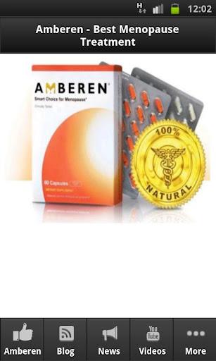 Amberen - Menopause Treatment