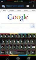 Screenshot of Goog Le Bean Free CM9-CM10.1
