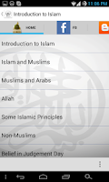 Screenshot of Islam Q A