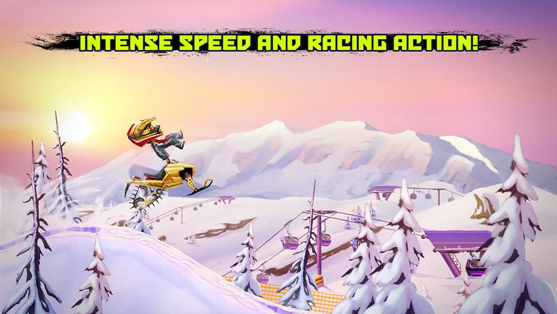 Sled Mayhem Screenshot 1