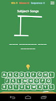 Screenshot of Hangman with Hints - Free