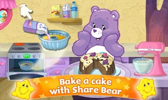 Screenshot of Care Bears Rainbow Playtime