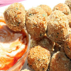 Sweet Potato & Tuna Balls