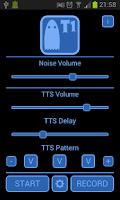 Screenshot of Ghost Box T1 TTS EVP ITC