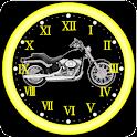 ハーレー アナログ時計ウィジェット icon