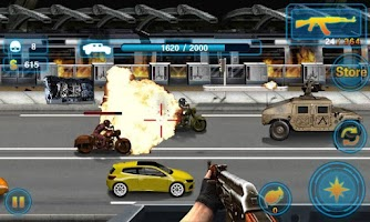 Screenshot of Last Iife:Sniper Fire