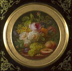 RIJKS: Willem van Leen: painting 1810