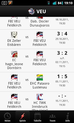 【免費運動App】VEU Feldkirch-APP點子