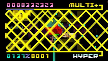 Screenshot of BIT.TRIP BEAT
