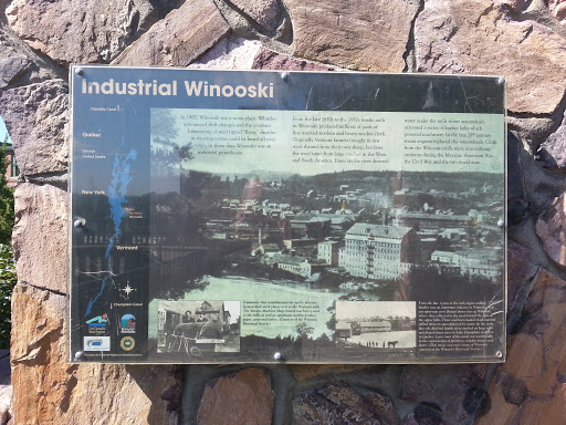 Winooski Falls Park