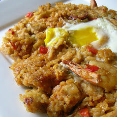 Rice & Shrimp Casserole
