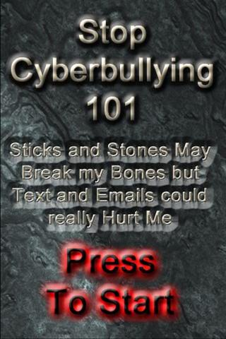 Stop Cyber Bullying 101