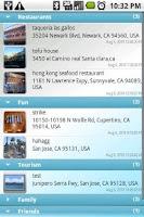 Screenshot of Address Book 2.0