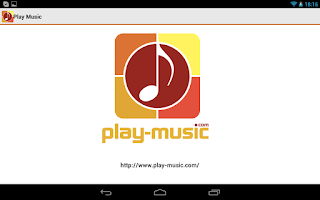 Screenshot of PlayMusiBooks