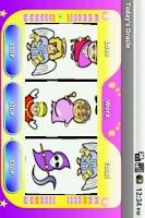 Screenshot of Tarot Machine
