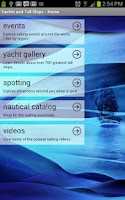 Screenshot of Yachts and Tall Ships