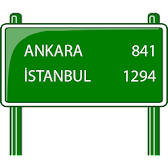 Distance Between Turkey Cities APK Icon