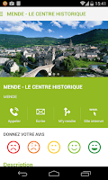 Screenshot of Mende Tour