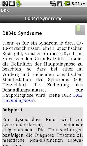 Deutsche Kodierrichtlinien