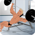 Bodybuilding and Fitness game 1 Apk