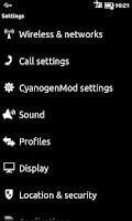 Screenshot of MinimalBread - CM7 Theme
