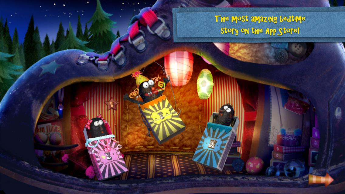 Nighty Night Circus Screenshot 1