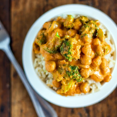 5 Ingredient Coconut Curry