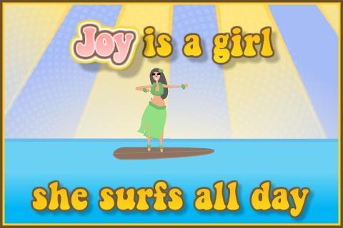 Joy a children's book