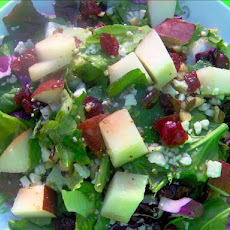 Harvest Salad With Pears