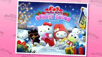 Screenshot of Hello Kitty Christmas